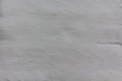 Vit betongvägg, smutsig konkret textur Arkivbilder