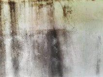 Vit betongväggtextur Textur för abstrakt konst färgrikt Royaltyfri Bild