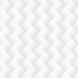 Vit dekorativ textur seamless Arkivbilder