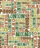 Vit för modell för design för Paris london tokyo moscow bokstavstext royaltyfri illustrationer