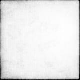 Vit förkylning - pressande papper Arkivfoto