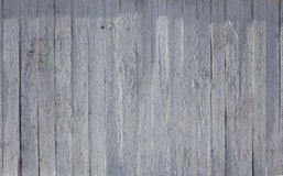 Vit gammal målad träbakgrundstextur med vertikal parall Royaltyfria Foton