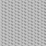Vit geometrisk textur Det kan vara nödvändigt för kapacitet av designarbete Vita fyrkanter på fyrkantig bakgrund vektor illustrationer