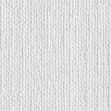 Vit kanfas seamless fyrkantig textur Klar tegelplatta royaltyfri fotografi