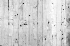 Vit lantlig wood bakgrund Royaltyfria Foton