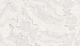 Vit lockig marmor Fotografering för Bildbyråer
