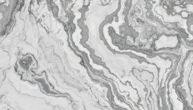 Vit lockig marmor Arkivbilder