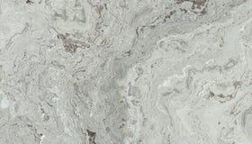 Vit lockig marmor Royaltyfri Bild