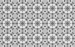Vit lyxig cirkelmodellbakgrund stock illustrationer