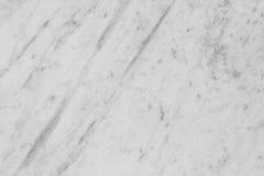 Vit marmortextur Royaltyfria Bilder