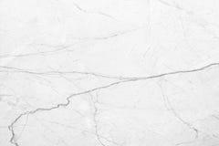 Vit marmortextur, detaljerad struktur av marmor i naturligt PA Arkivfoto