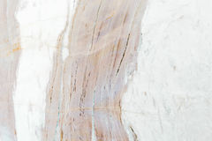 Vit marmortextur med delikata åder arkivbilder