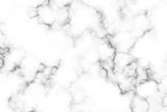 Vit marmortextur, modell för lyxig bakgrund för hudtegelplattatapet Arkivfoto