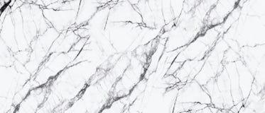 Vit marmortextur och bakgrund Arkivbild