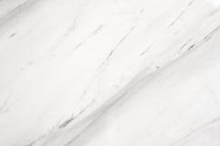 Vit marmortexturbakgrund, abstrakt naturlig textur för de Arkivbilder