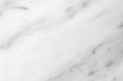 Vit marmortexturbakgrund, abstrakt naturlig textur för de Royaltyfria Bilder