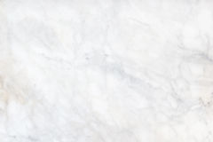 Vit marmortexturbakgrund (hög upplösning) Arkivfoto