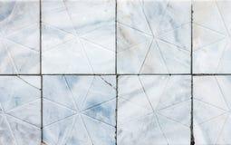Vit marmorvägg arkivfoto