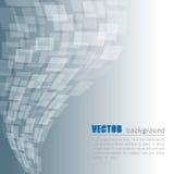 Vit med mjuk bakgrund för blåttfärgabstrakt begrepp Arkivfoton