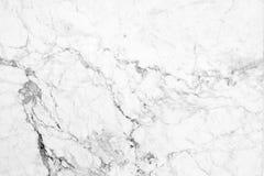 Vit modell för bakgrund för marmortexturabstrakt begrepp Arkivfoto