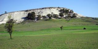 Vit mountaine Royaltyfria Foton