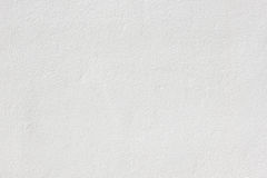 Vit murbrukväggtextur Arkivfoto