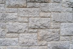 Vit naturlig stenvägg - högkvalitativ textur/bakgrund royaltyfri fotografi