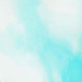 Vit- och blåttabstrakt begrepp med suddigt textursilke För den moderna bakgrunds-, modell-, tapet- eller banerdesignen mode Royaltyfria Bilder