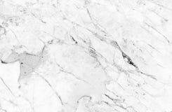 Vit och grå färger marmorerar textur med delikata åder Arkivfoto
