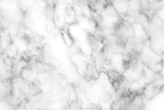 Vit- och grå färgmarmortextur royaltyfria foton