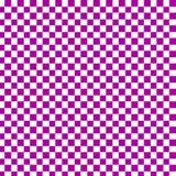 Vit och rosa färg kvadrerar royaltyfri illustrationer