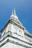 Vit Pagoda Arkivfoton