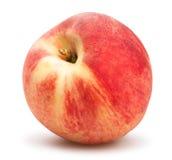 Vit persika Arkivbild