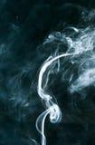 Vit röker arkivbilder