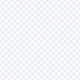Vit sömlös blom- modell för grå färger och vektor Royaltyfria Bilder