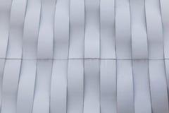 Vit sömlös geometrisk textur Royaltyfria Foton