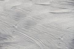 Vit snö med naturlig texturerad kristallyttersida arkivfoton