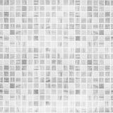 Vit tegelplattavägg Arkivbilder