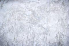 Vit textur för mortelgrå färgvägg Fotografering för Bildbyråer