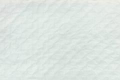 Vit texturerad gropig papp med rombmodellen Royaltyfri Fotografi