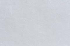 Vit texturerad pappers- bakgrund Arkivfoto
