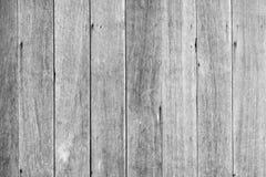Vit trägolv för svart & för buildingmaterials Arkivfoto