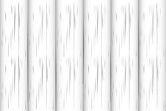 Vit träplankatextur för bakgrund kopiera avstånd vektor illustrationer
