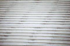 vit trappa Fotografering för Bildbyråer