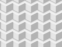 Vit triangel texturerad vägg Fotografering för Bildbyråer