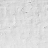Vit väggbakgrund Royaltyfria Foton