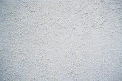 Vit väggbakgrund Arkivbilder
