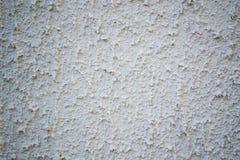 Vit väggbakgrund Royaltyfri Fotografi