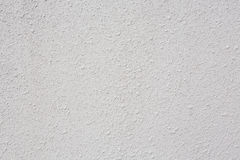 Vit väggbakgrund och textur Fotografering för Bildbyråer