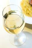 vit wine Royaltyfria Foton